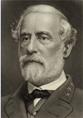 Confederate General Robert E. Lee